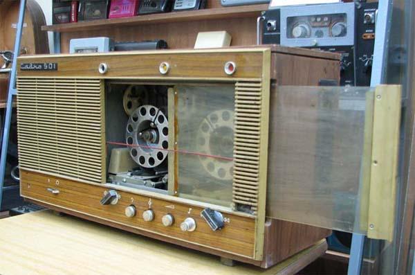Самодельные кассетные магнитофоны